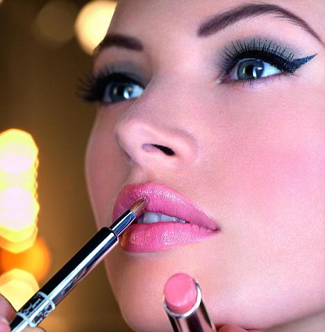 Ličenje v kozmetičnem salonu
